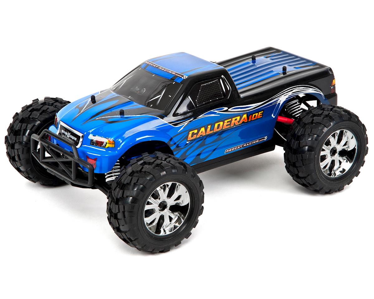 Caldera 10E 1/10 RTR 4WD Brushless Monster Truck