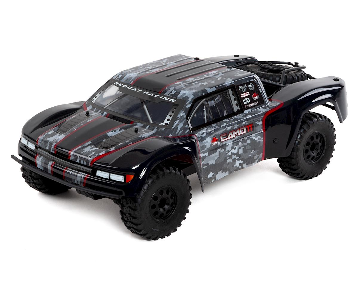 Redcat Camo TT 1/10 Brushless Electric Trophy Truck