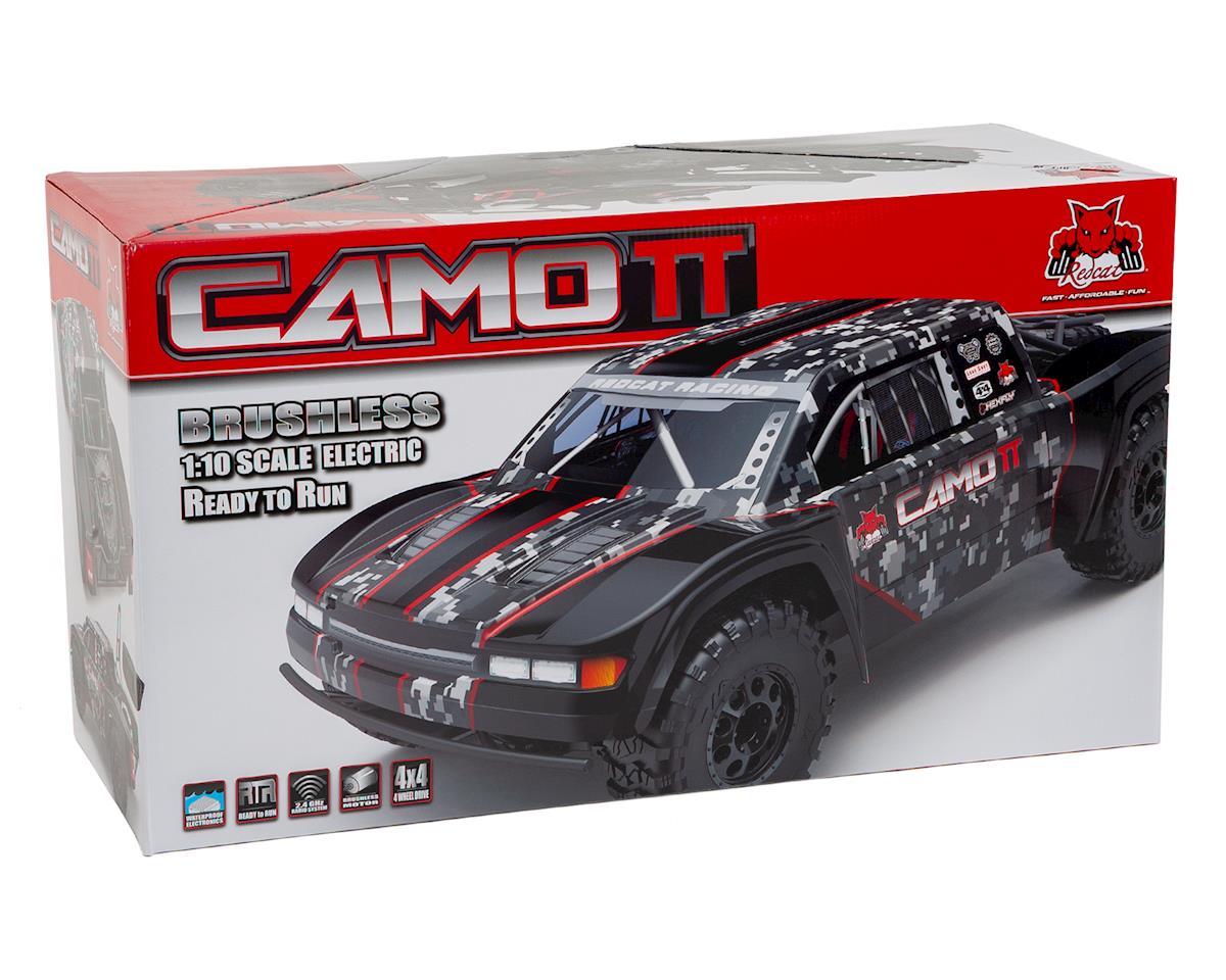 Redcat Camo TT 1/10 Brushless Electric Trophy Truck
