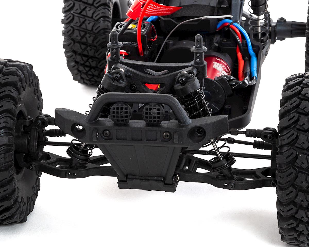 Redcat Camo X4 1/10 Brushless Electric Rock Racer