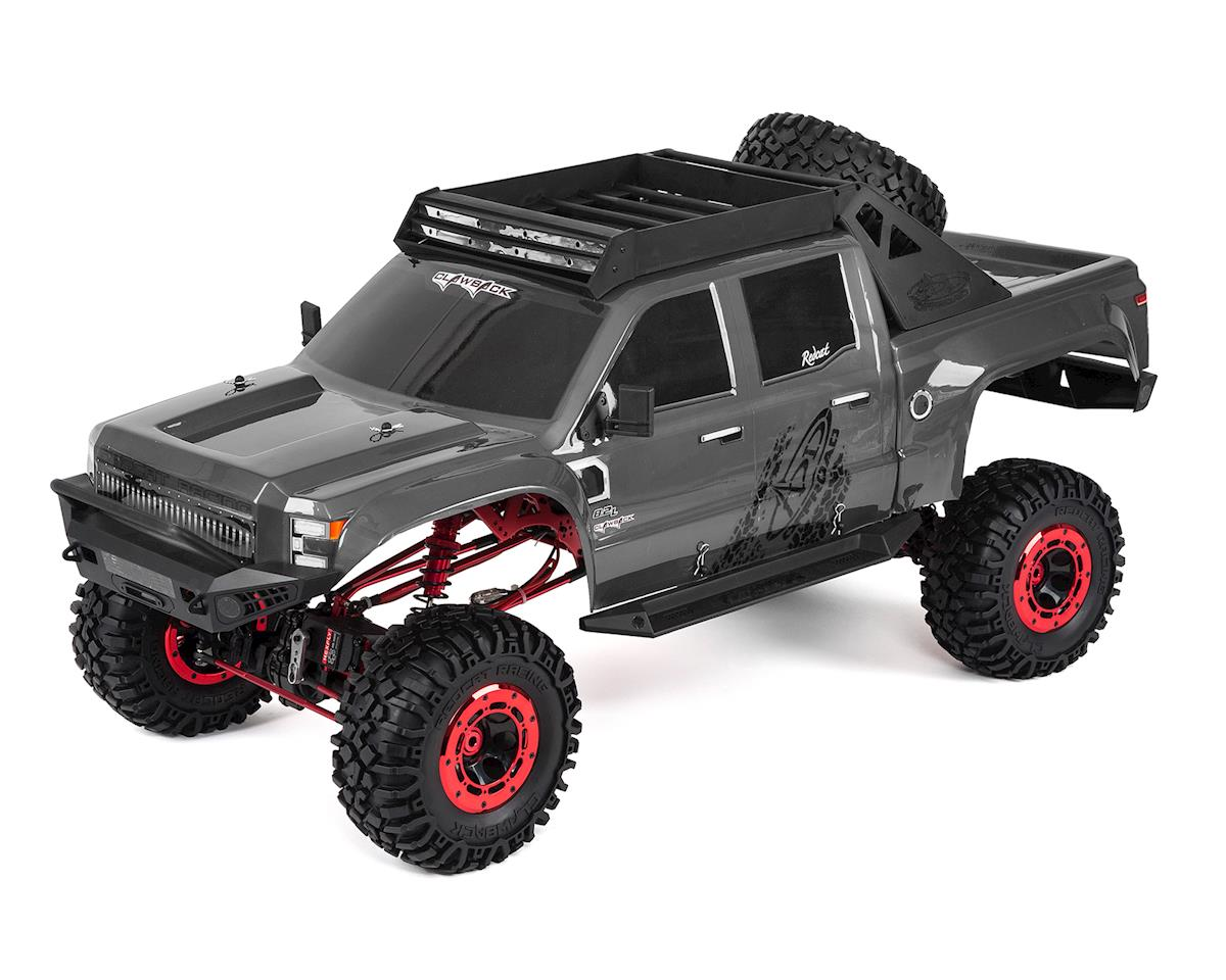 SCRATCH & DENT: Redcat Racing Clawback 1/5 4WD Electric Rock Crawler (Gun Metal)
