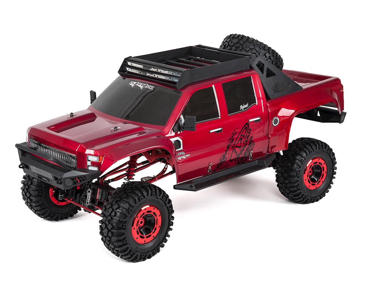Clawback 1/5 4WD Electric Rock Crawler (Red)