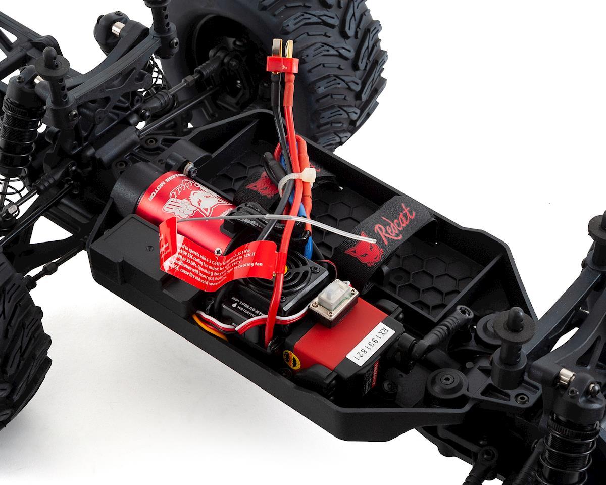 Redcat Dukono Pro 1/10 Electric RTR 4WD Monster Truck (Gun Metal)
