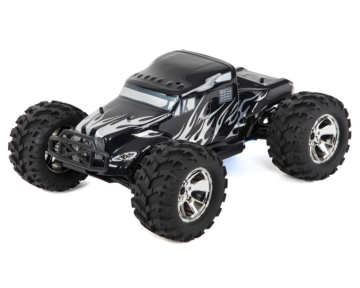 Redcat Racing Earthquake 3.5 1/8 RTR 4WD Nitro Monster Truck (Black)