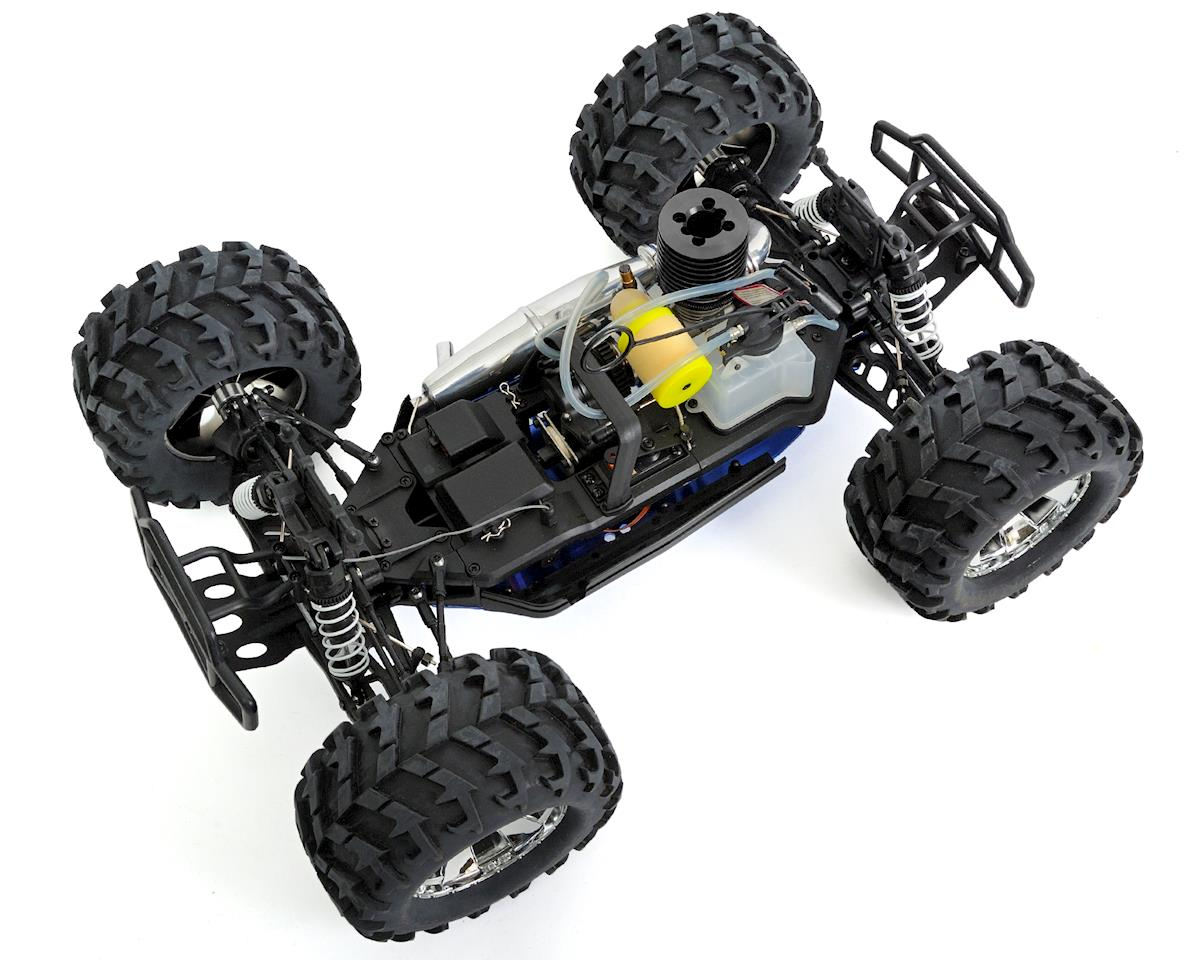 Redcat Racing Earthquake 3.5 1/8 RTR 4WD Nitro Monster Truck (Red)