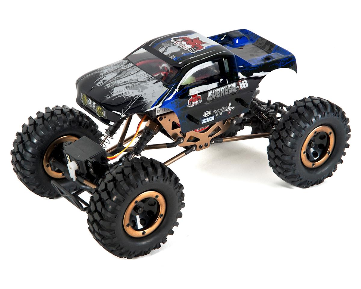 Everest-16 1/16 4WD RTR Mini Electric Rock Crawler by Redcat Racing