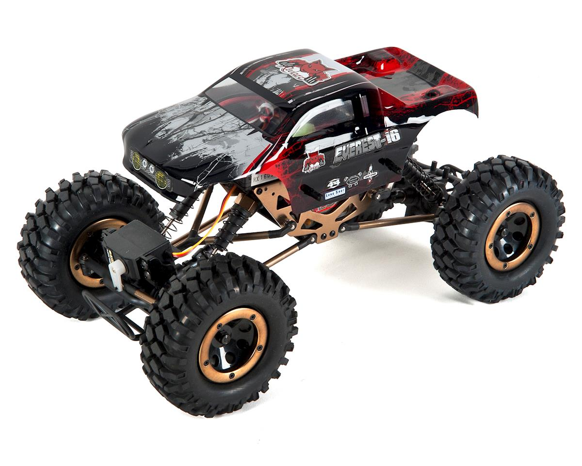 Everest-16 1/16 4WD RTR Mini Electric Rock Crawler