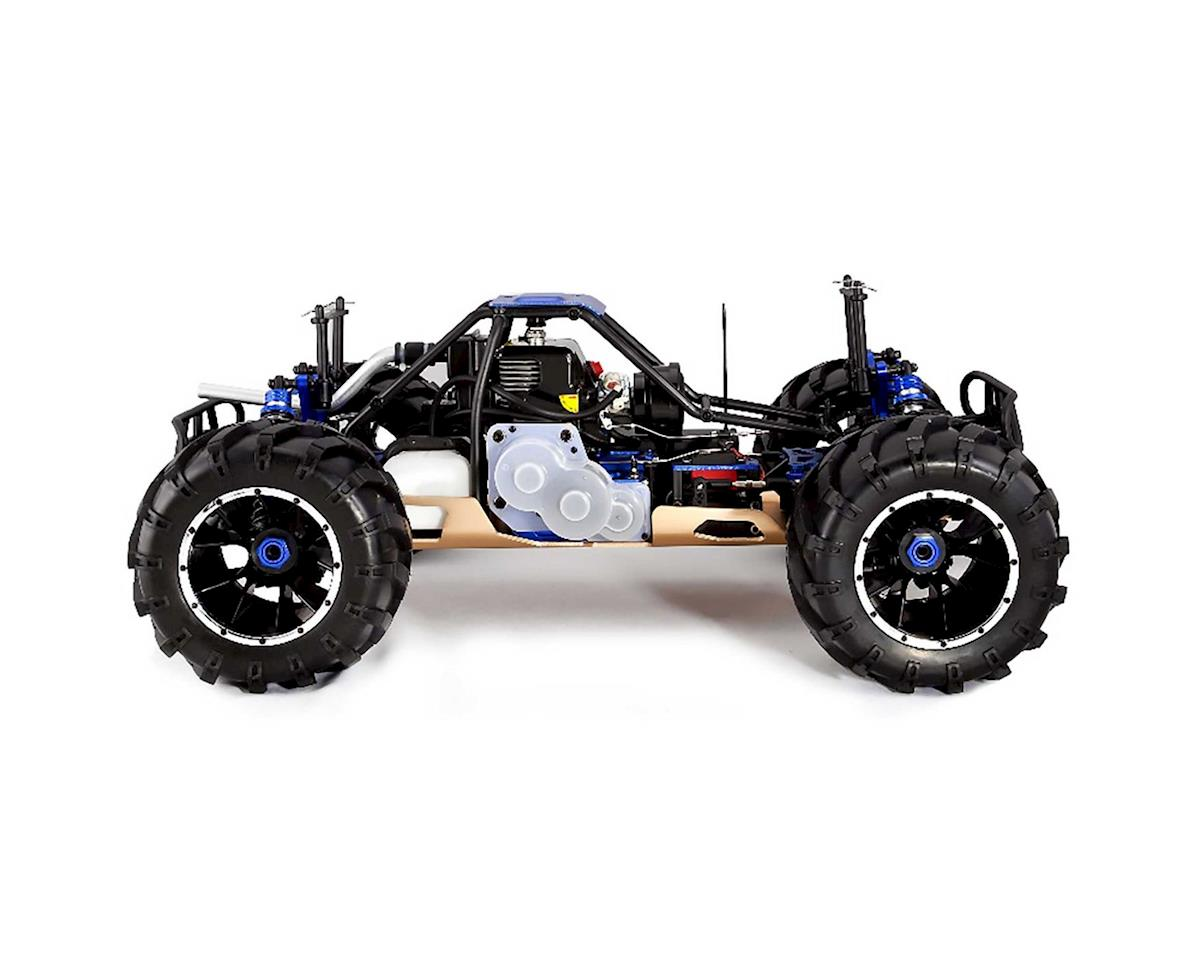 RAMPAGE-MT-V3-G Rampage MT V3 Truck 1/5 Gas by Redcat  Review