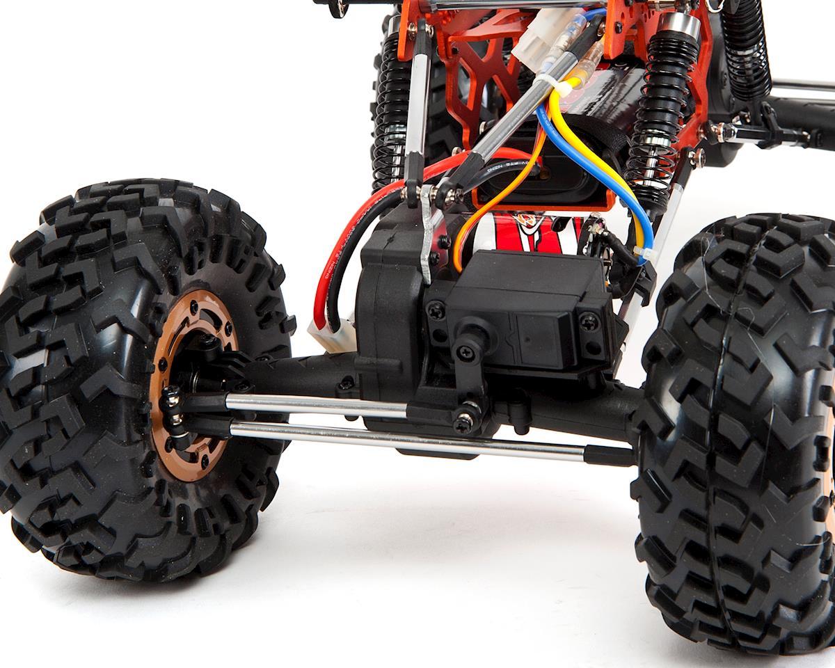 Redcat Rockslide RS10 XT 1/10 RTR 4WD Rock Crawler