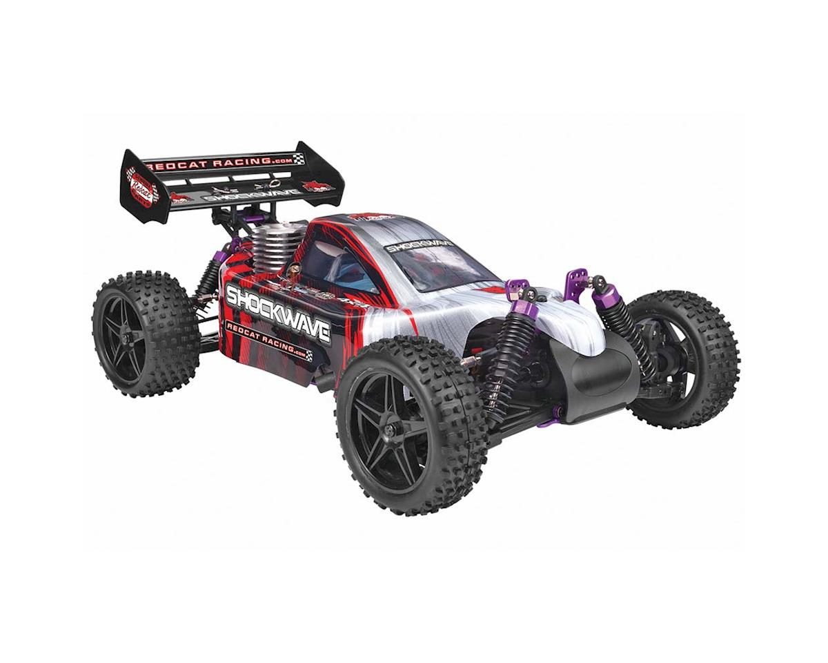 Redcat SHOCKWAVE-RED Shockwave Buggy 1/10 Nitro Red
