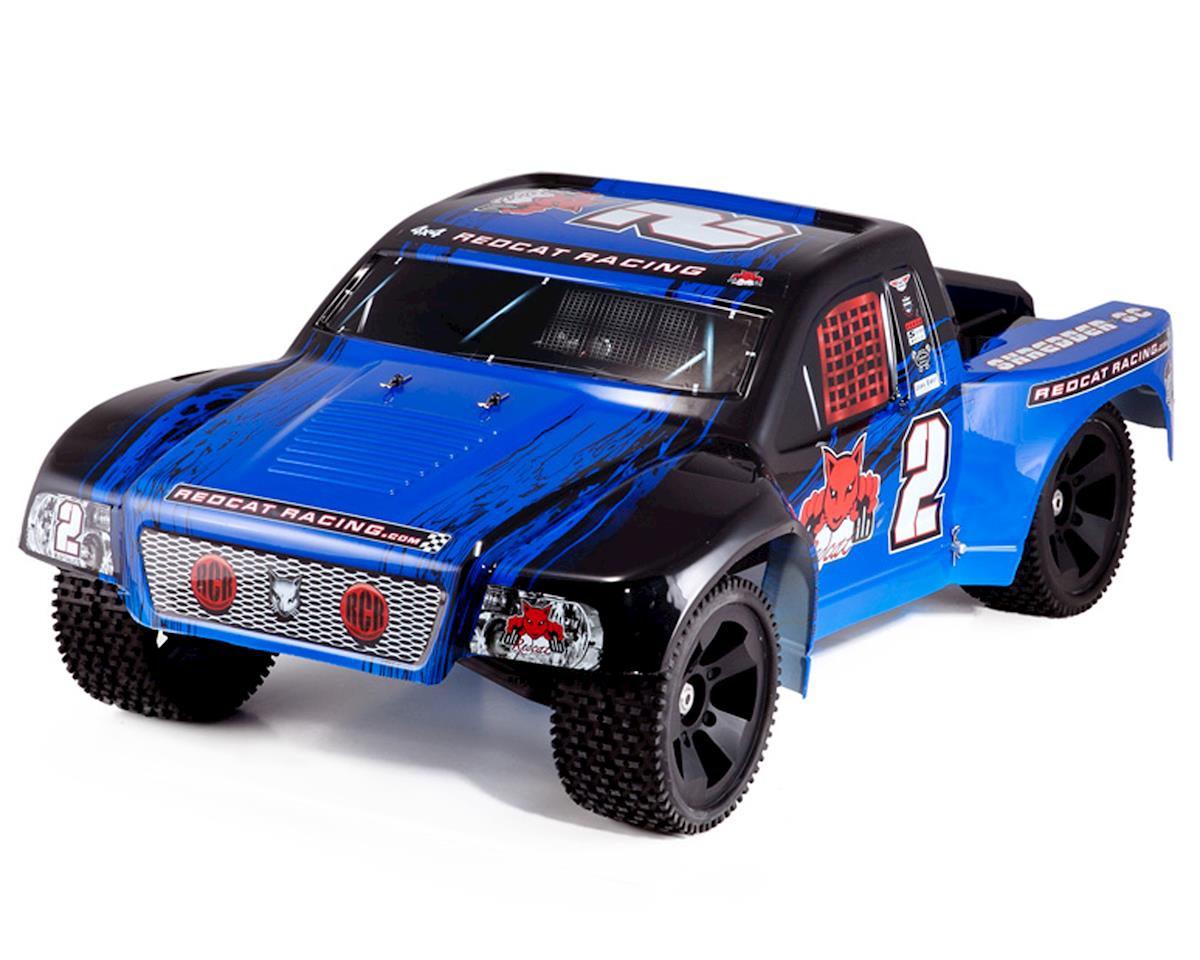 Redcat Racing Shredder SC 1/6 Scale 4wd Electric Short Course Truck w/2.4GHz Radio System