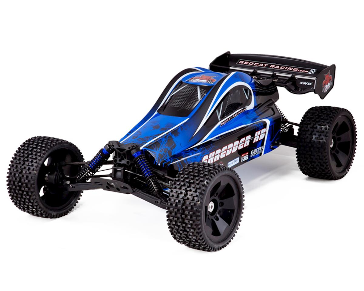 Redcat Racing Shredder XB 1/6 Scale 4wd Electric Buggy w/Two 2S LiPo & 2.4GHz Radio