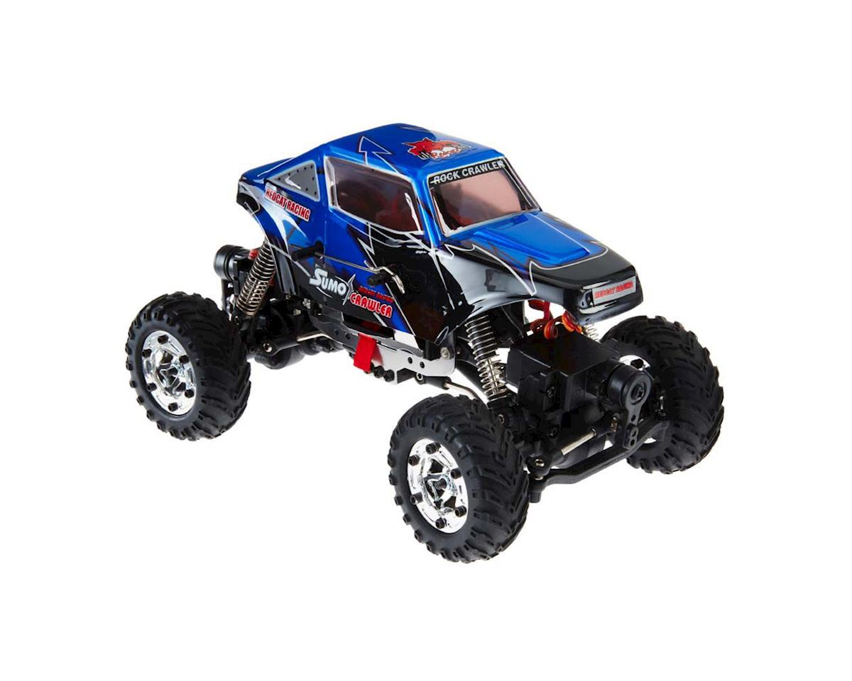 SUMO-CRAWLER-BL Sumo Crawler 1/24 Electric Blue by Redcat