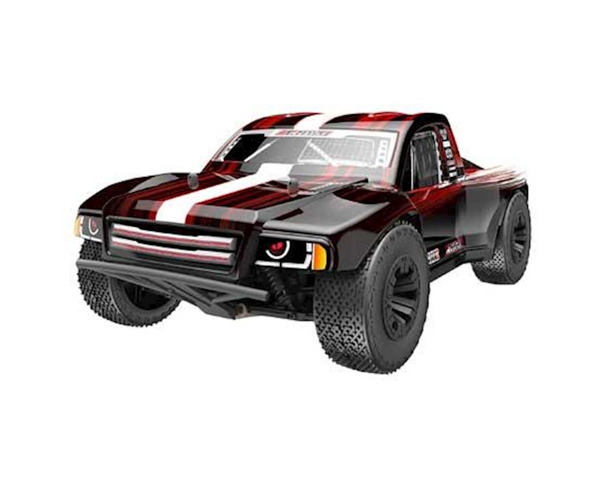 "SC10E ""Team Redcat"" 1/10 RTR 4WD Brushless Short Course Truck (Red) by Redcat"