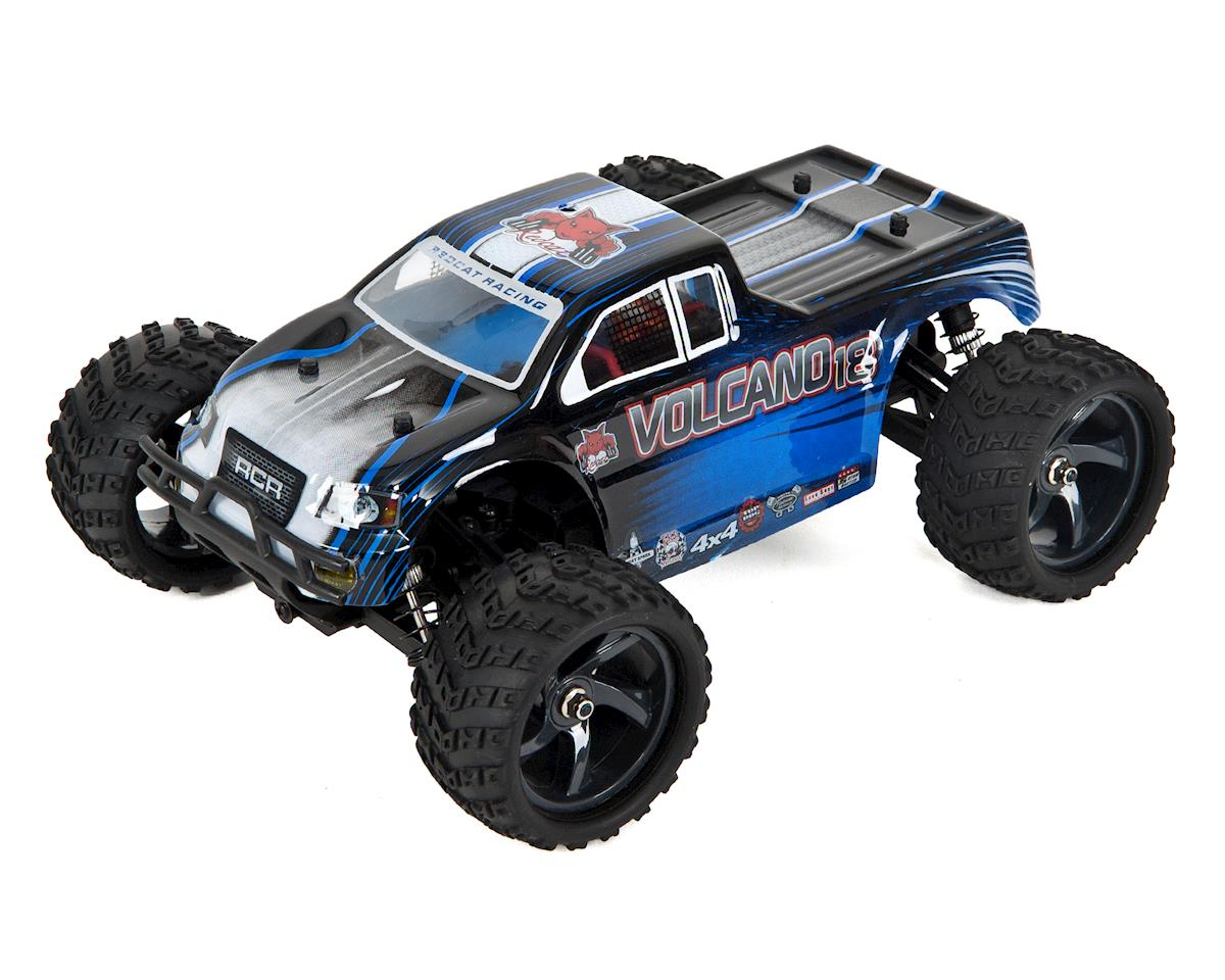 Volcano-18 V2 1/18 4WD Electric Monster Truck by Redcat Racing
