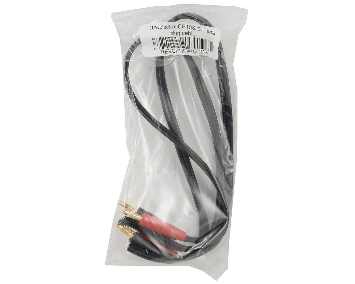 Revolectrix Cellpro 10S Banana Plug Cable Set (2)