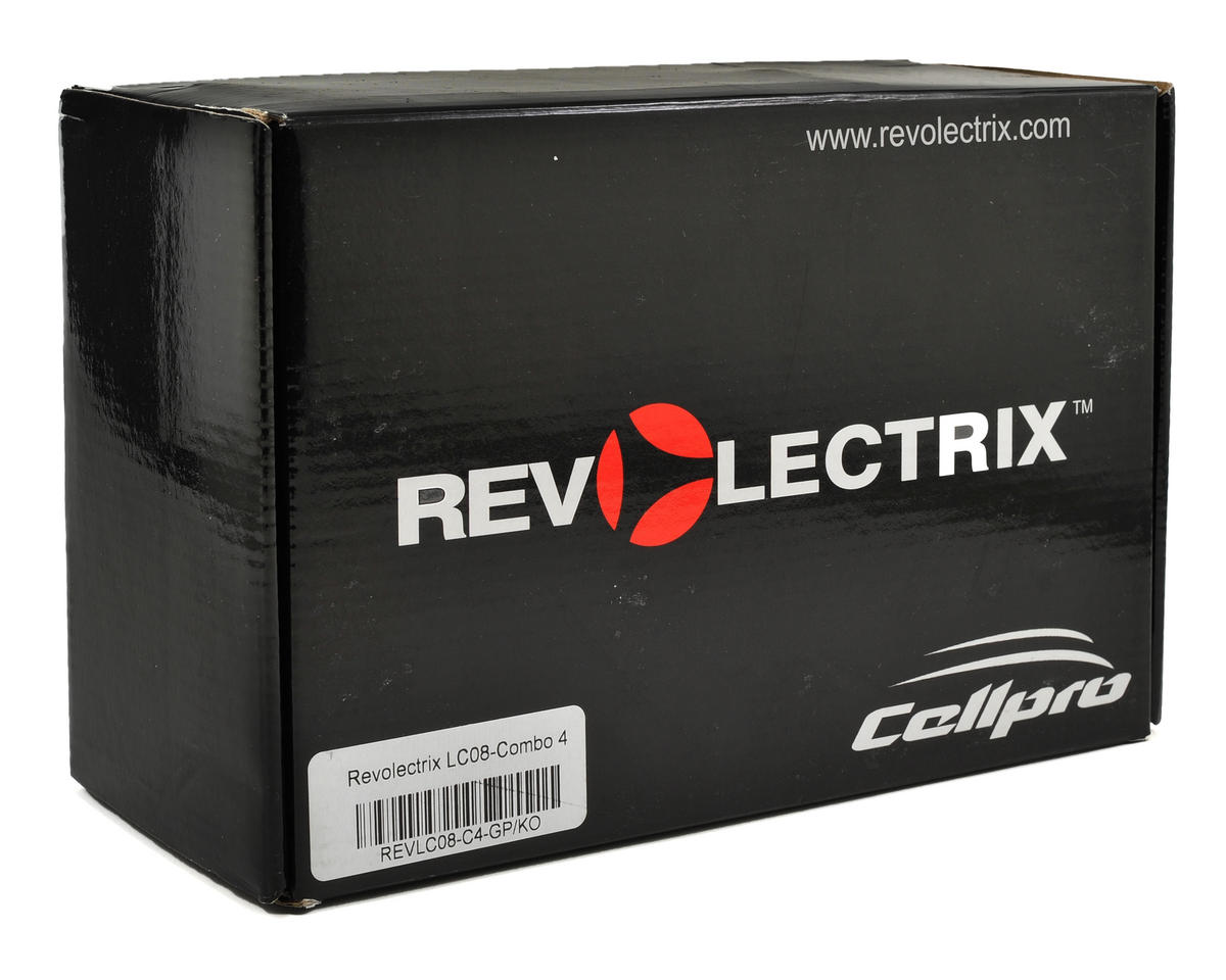 Revolectrix Cellpro PowerLab 8 (v2) Battery Workstation (8S/40A/1344W) (Combo 4)