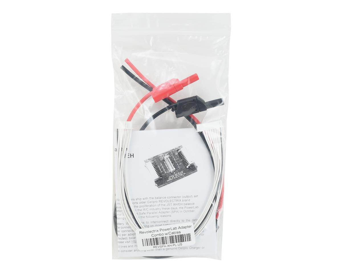 Revolectrix PowerLab SPA Adapter Combo w/Cables