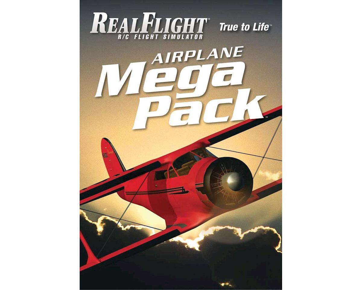 RealFlight 6 Airplane Mega Pack