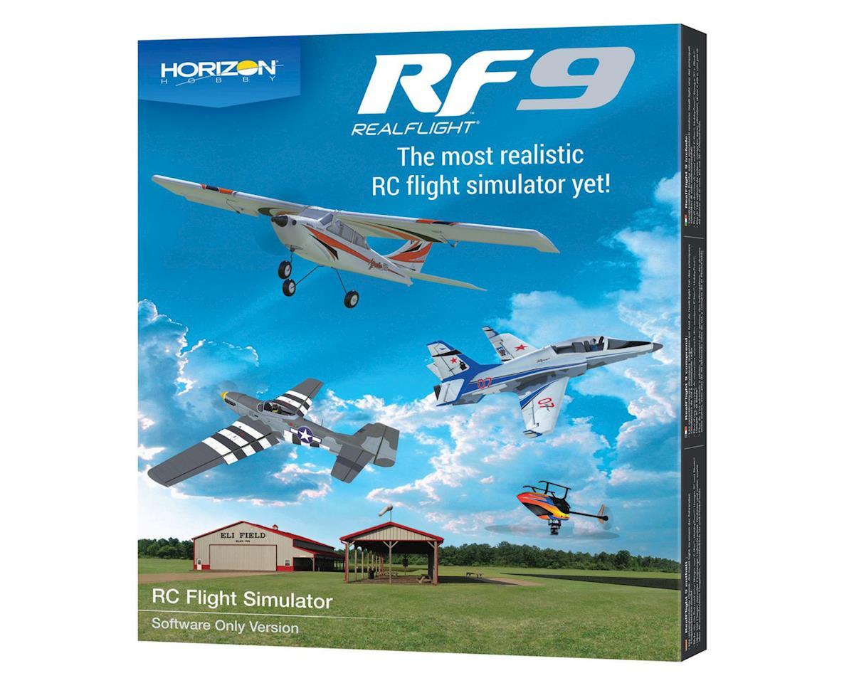 RealFlight 9 Flight Simulator (Software Only)