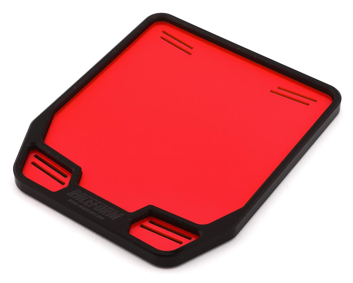 Raceform Lazer Work Pit (Red)