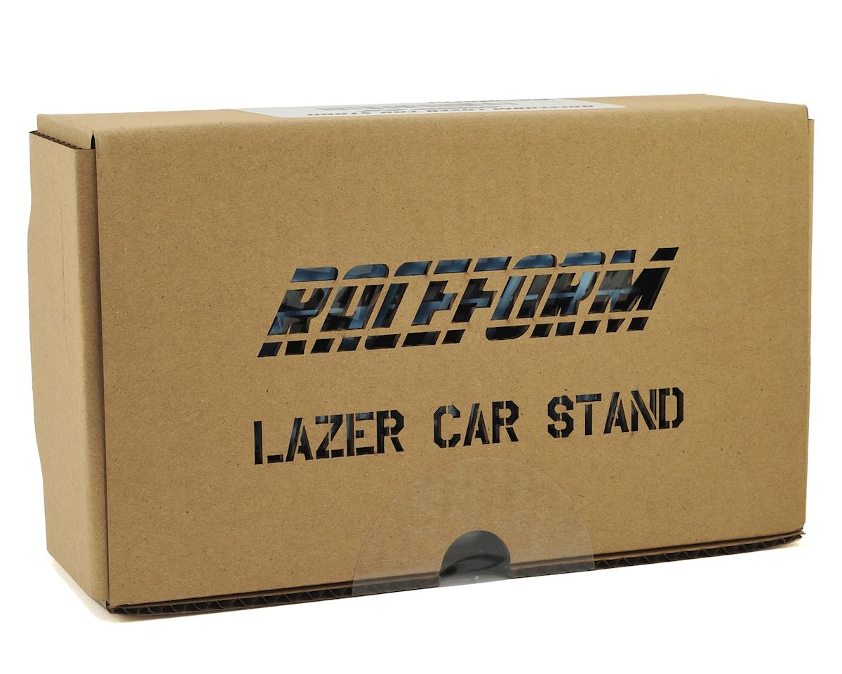 Image 3 for Raceform Lazer Car Stand (Blue)