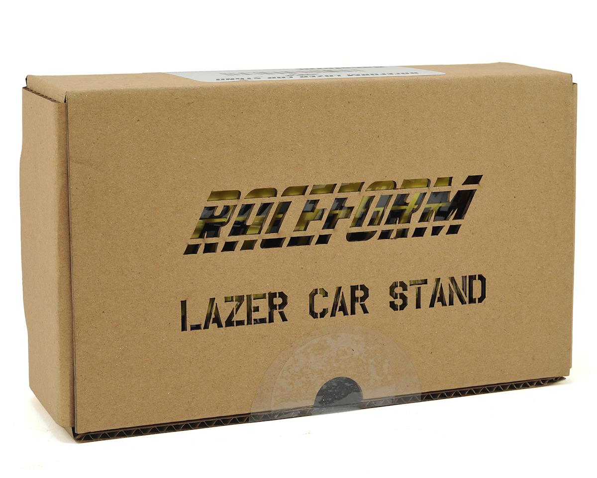 Raceform Lazer Car Stand (Gold)