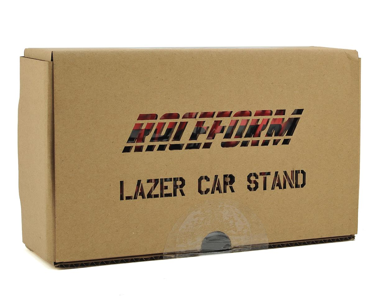 Raceform Lazer Car Stand (Red)