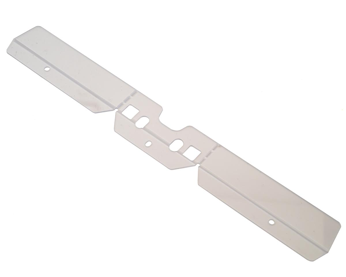 Raceform Lexan EB410 Rear Side Skirt (Origami style)