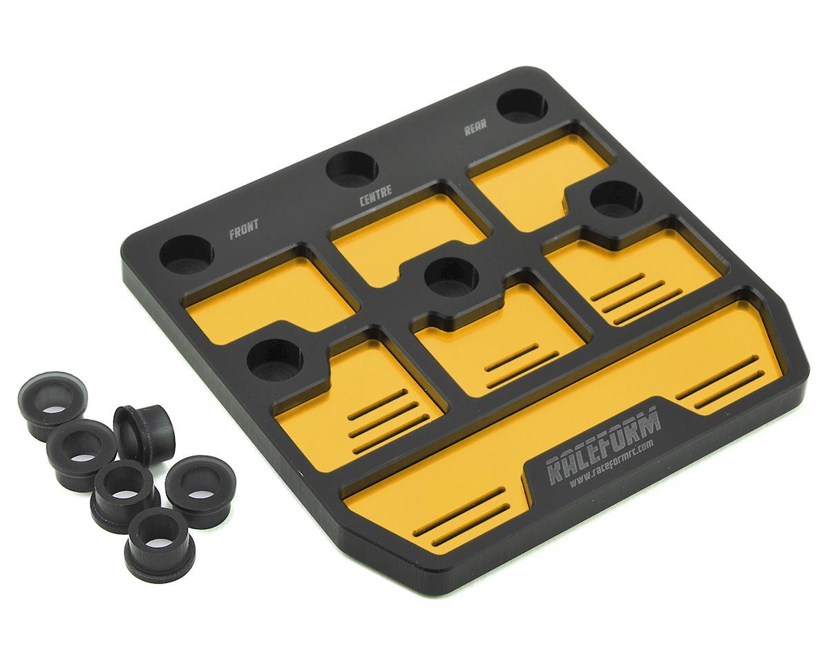 Raceform Lazer Differential Rebuild Pit (Gold)