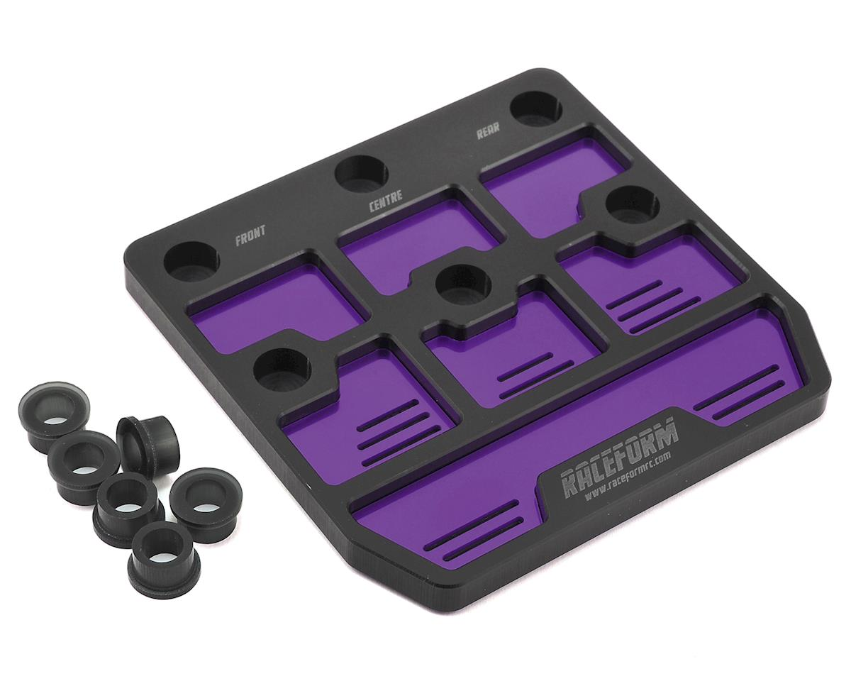 Raceform Lazer Differential Rebuild Pit (Purple)