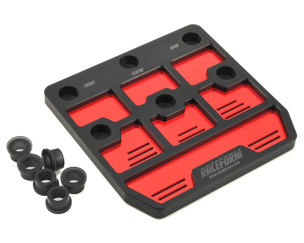 Raceform Lazer Differential Rebuild Pit (Red)