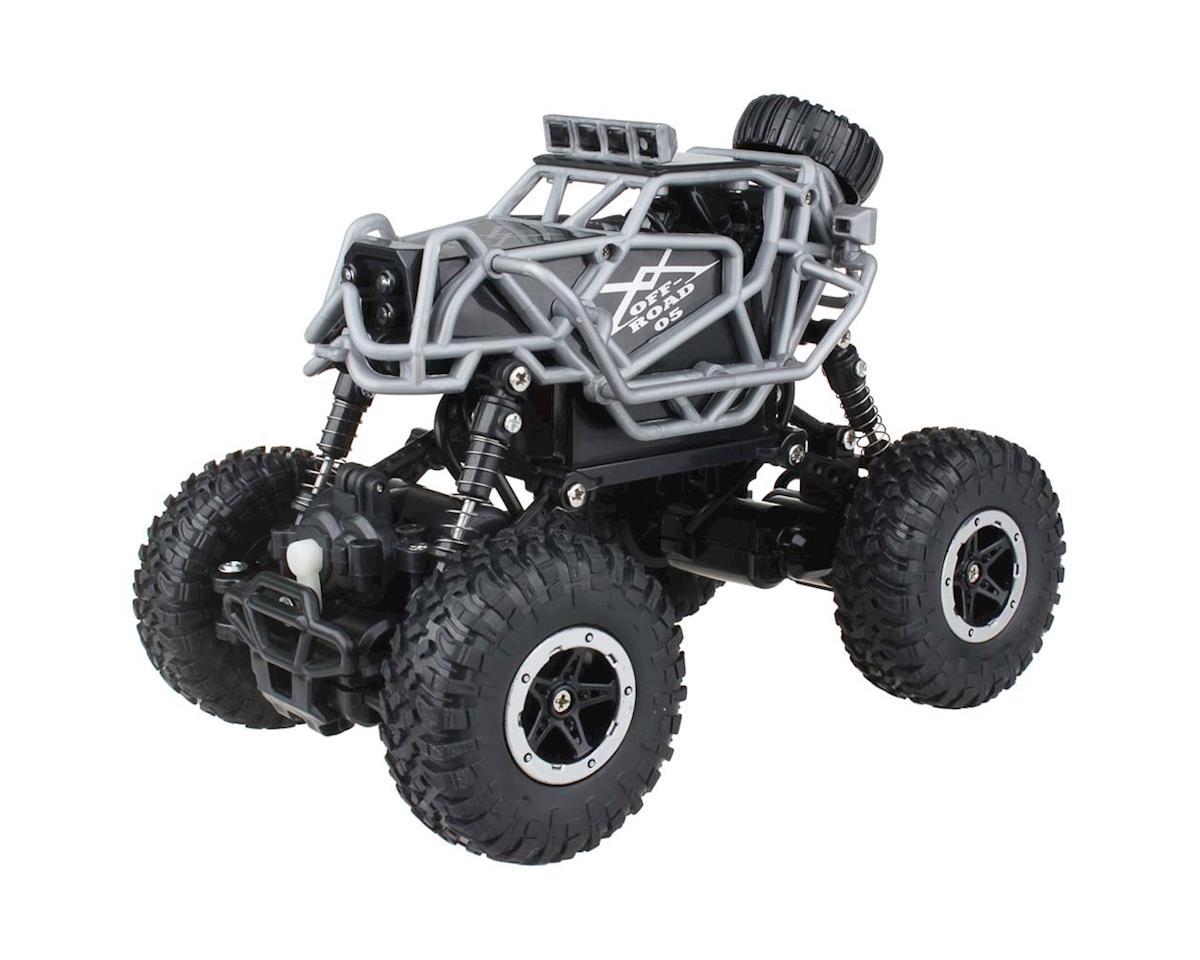 RFND01** 1/32 Micro Rock Crawler 4WD 2.4G Black