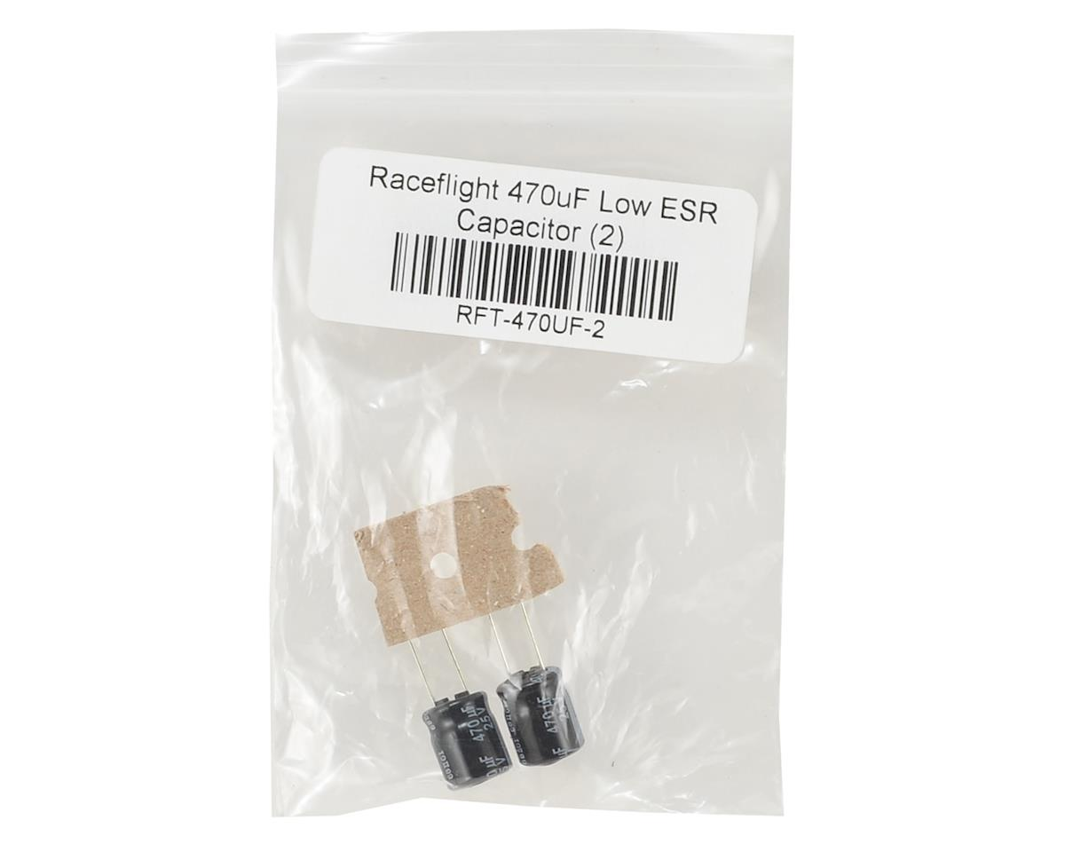 Raceflight 470uF Low ESR Capacitor (2)