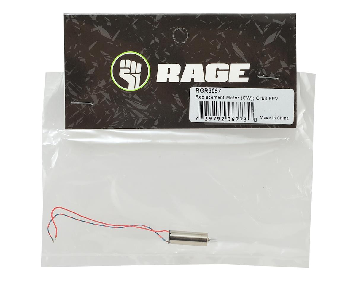 RAGE Orbit Clockwise Rotation Motor (CW)