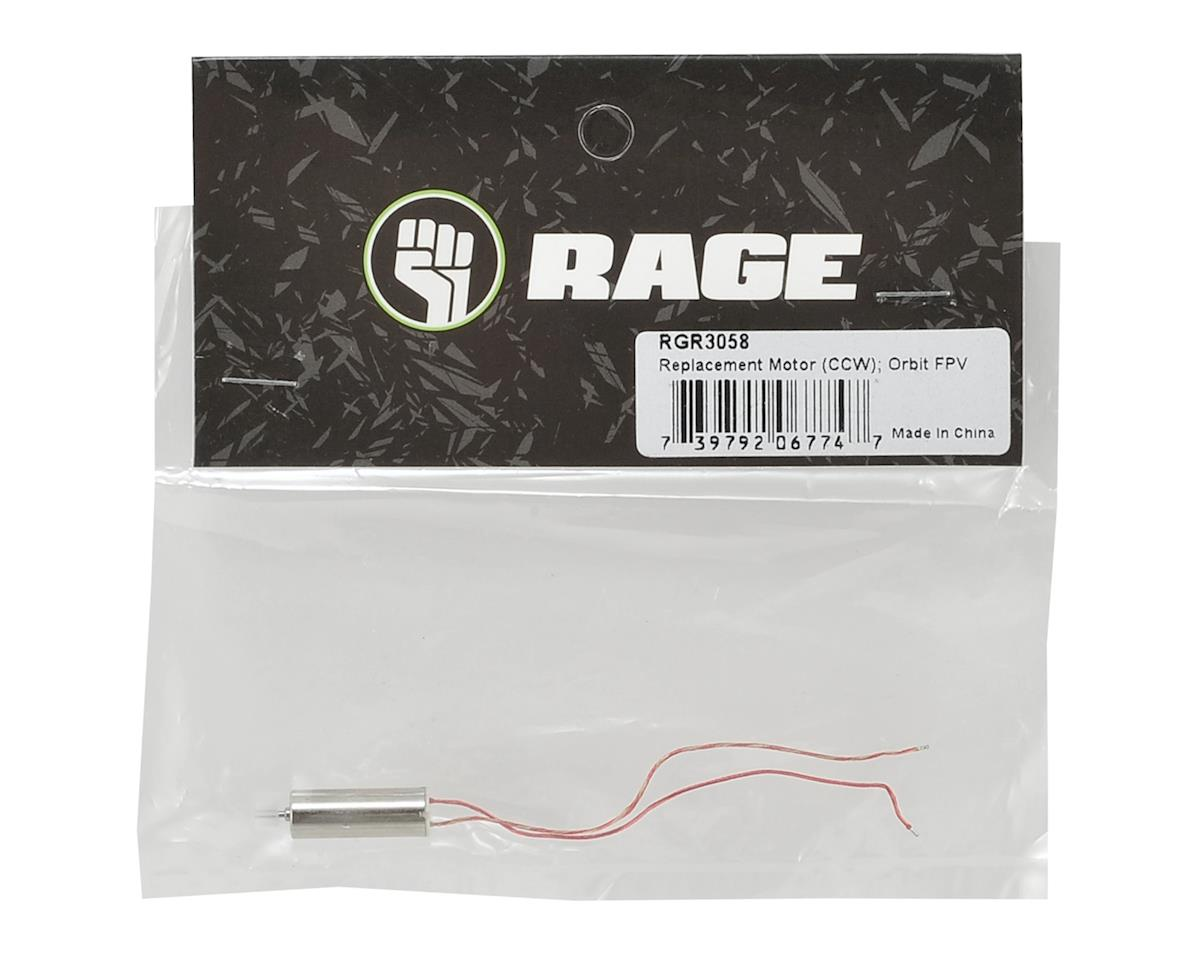 RAGE Orbit Counter-Clockwise Rotation Motor (CCW)