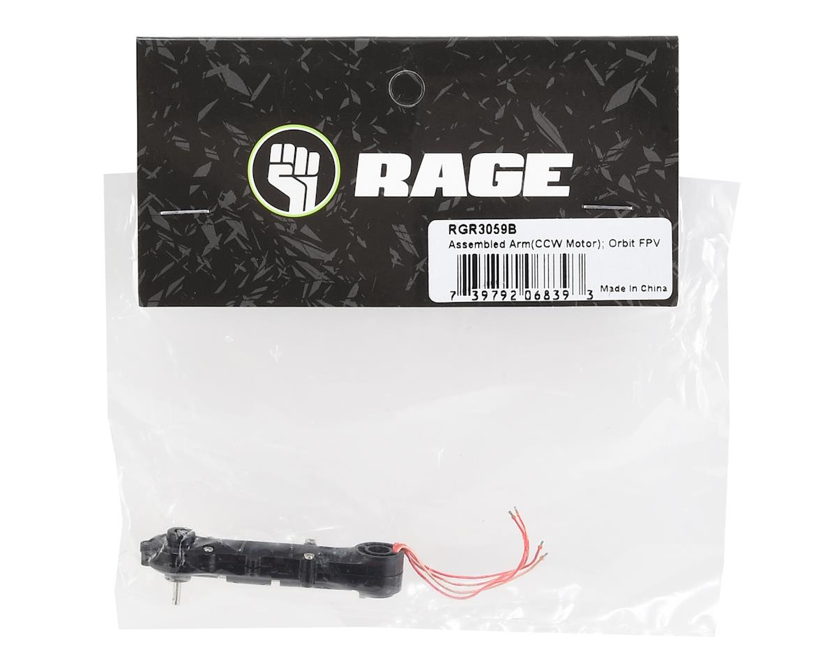 RAGE Orbit Assembled Arm (CCW)