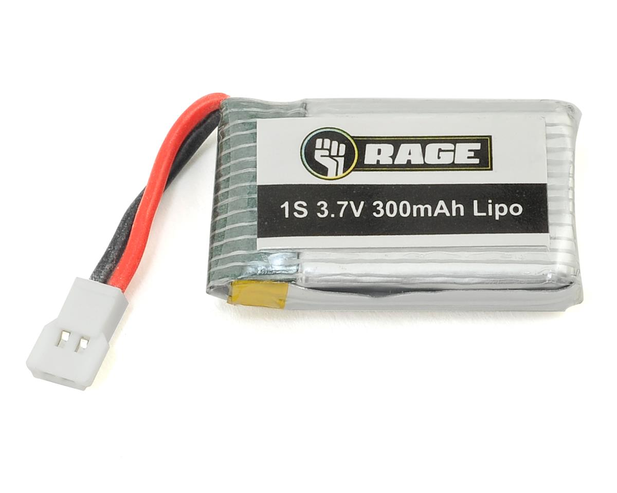 RAGE Orbit FPV 1S Lipo Battery (3.7V/300mAh)