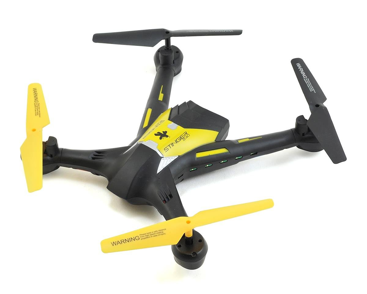 Stinger 240 FPV RTF Electric Quadcopter Drone by RAGE