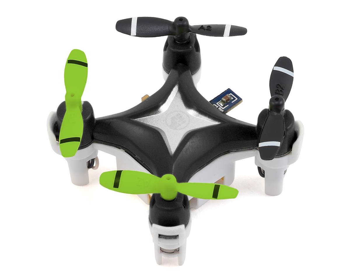 Pico X RTF Ultra Micro Electric Quadcopter Drone (Black) by RAGE