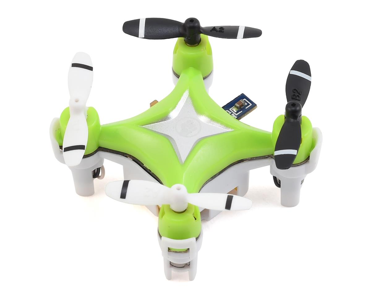 Pico X RTF Ultra Micro Electric Quadcopter Drone (Green) by RAGE