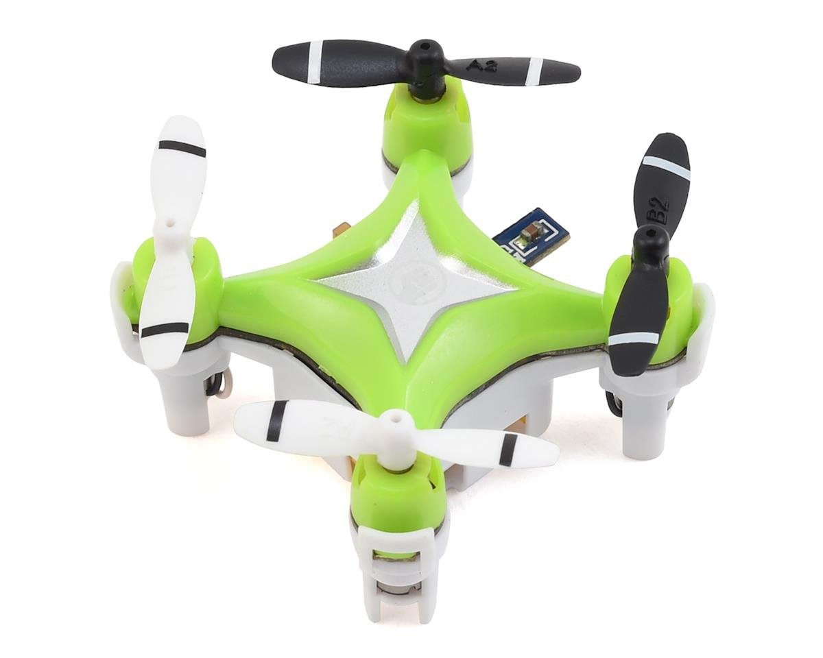 RAGE Pico X RTF Ultra Micro Electric Quadcopter Drone (Green)