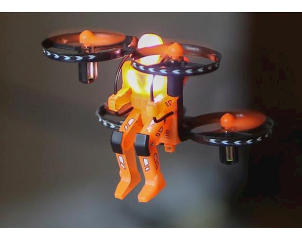 RAGE Jetpack Commander Night Ranger RTF Quad-Orange