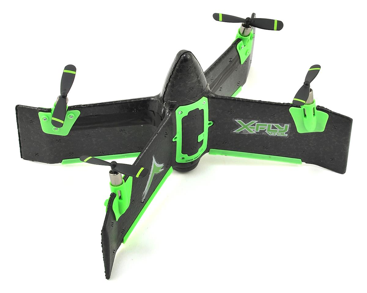 RAGE X-Fly VTOL RTF Electric Airplane / Multirotor Drone