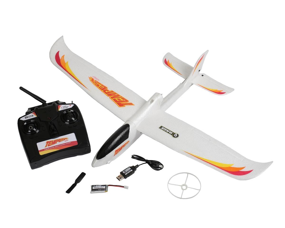 Tempest 600 EP RTF Aircraft