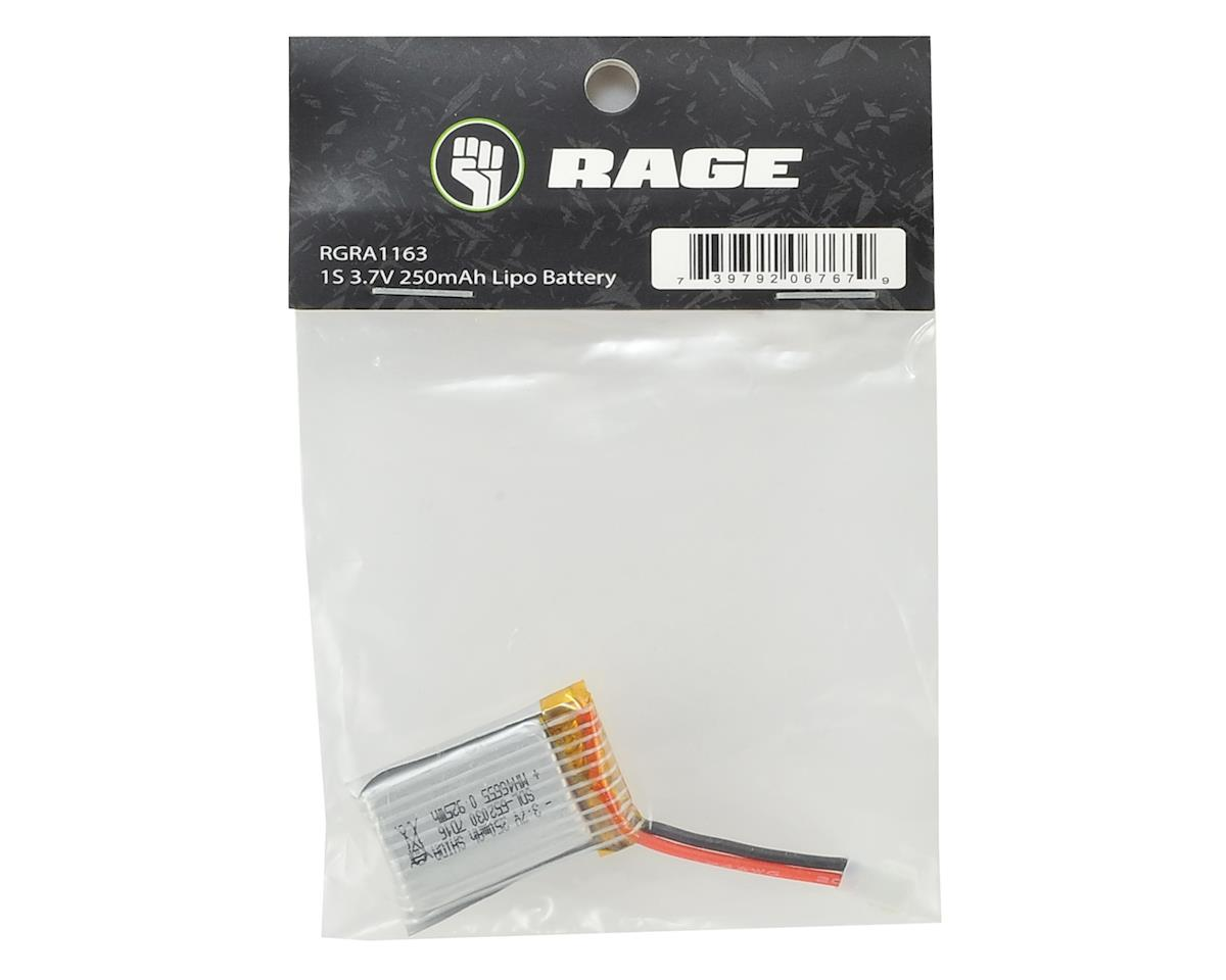 RAGE X-Fly 1S LiPo Battery Pack (3.7V/250mAh)