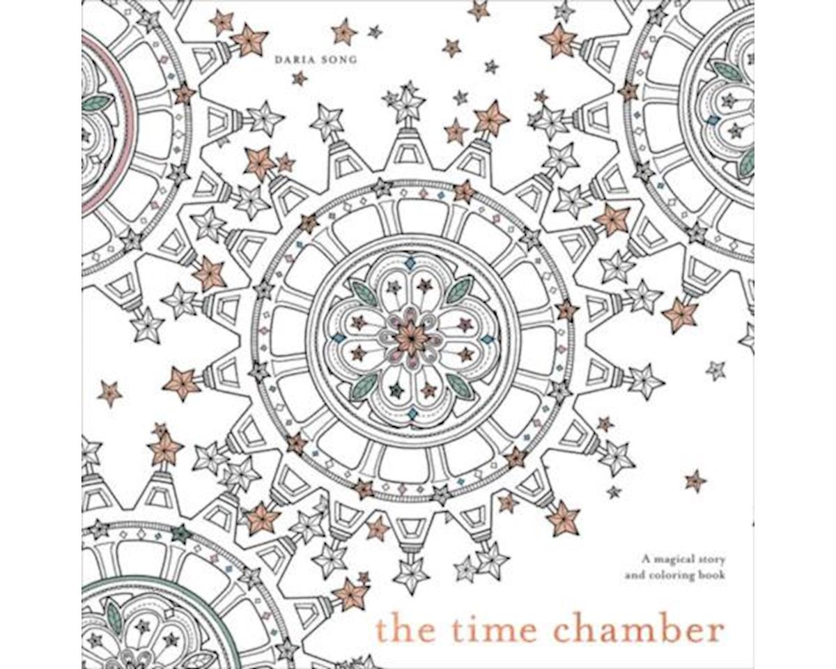 Adult Coloring Book Time Chamber
