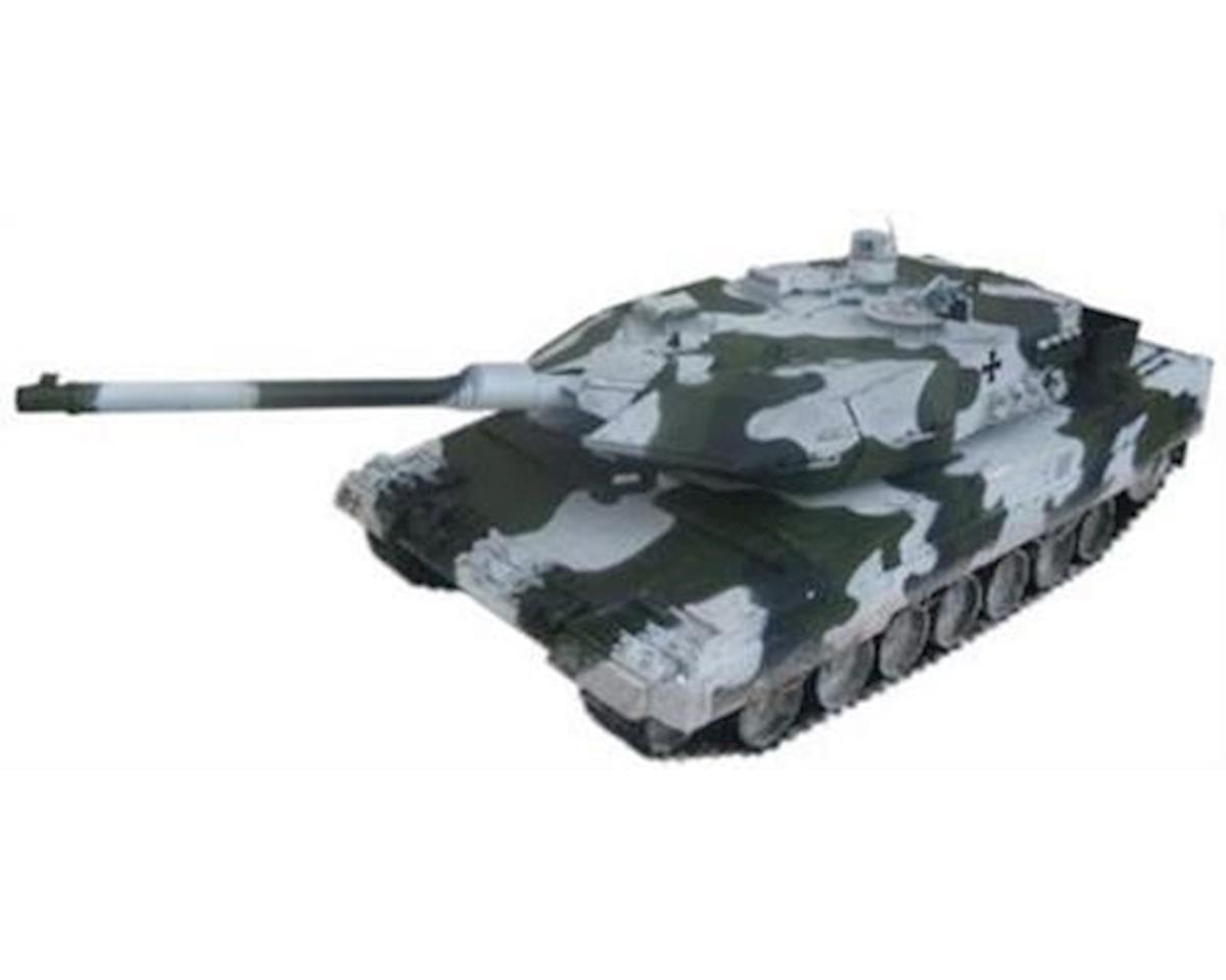 Hobby Engine Leopard 2A6 Bullet Shooting Tank (White Camo)