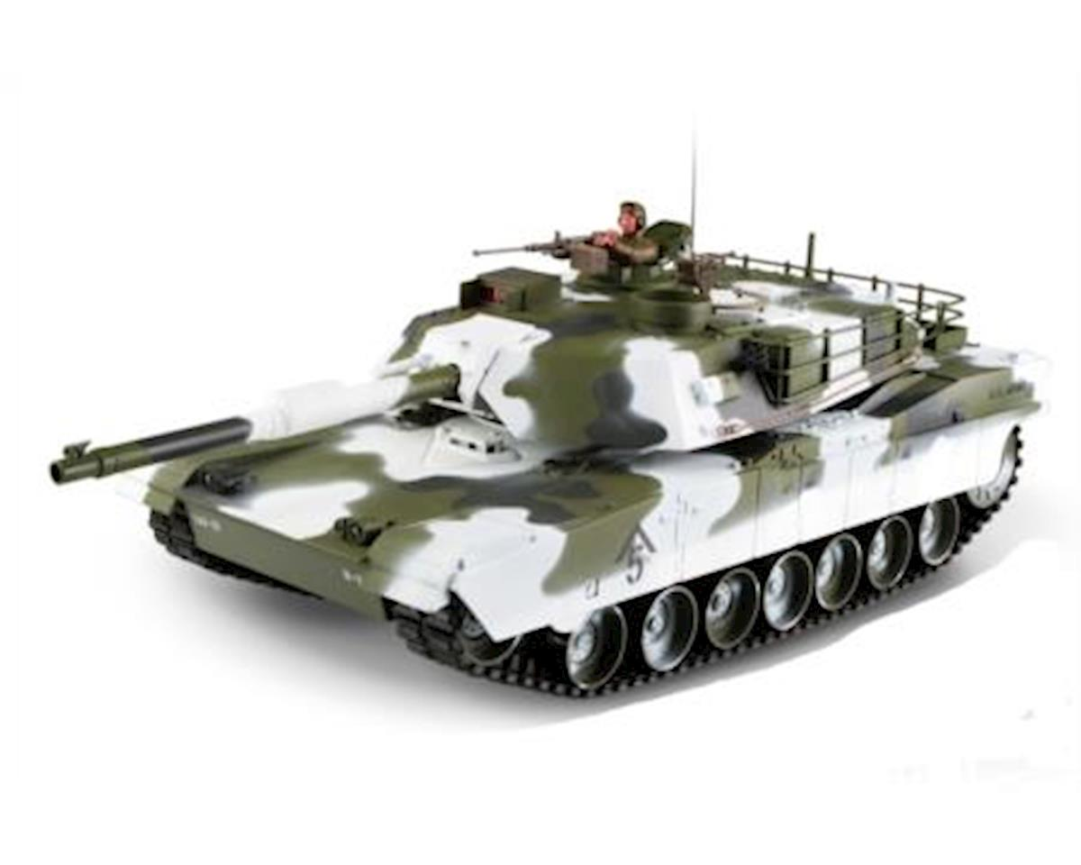 Hobby Engine RHE0711W M1A1 Abrams Winter Premium Edition Vehicle