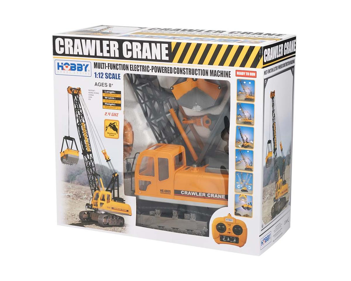 Hobby Engine RHE0805 1/12 RC Crawler Crane Multi Function 2.4GHz